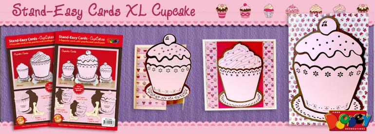 Cupcake cardlayers