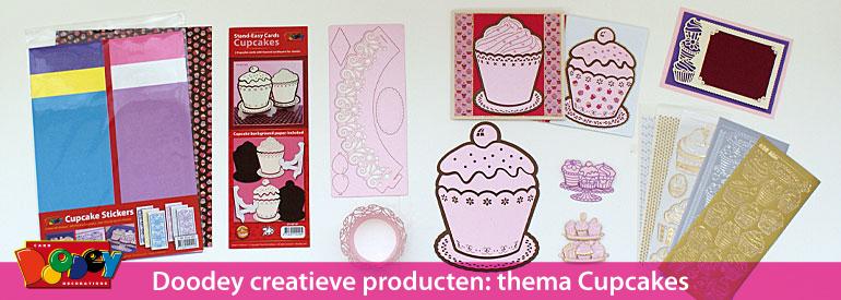 Cupcake thema