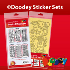 Doodey Stickers