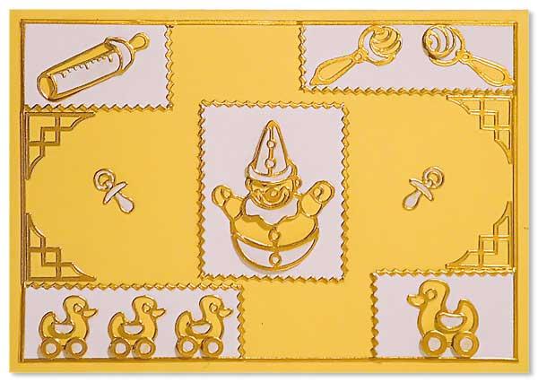 birth card toys