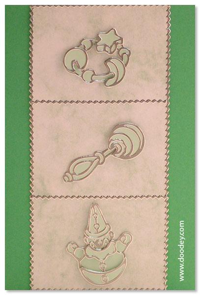 birth card 3 pcs toys