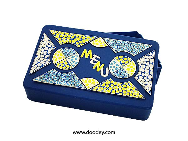 lunchbox mosaic menu