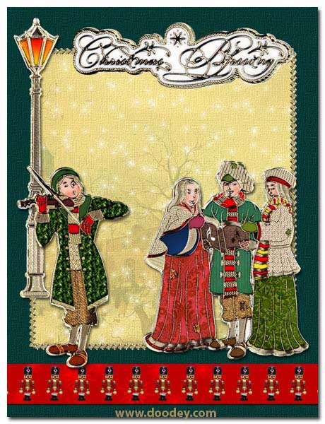 christmas match-it music group