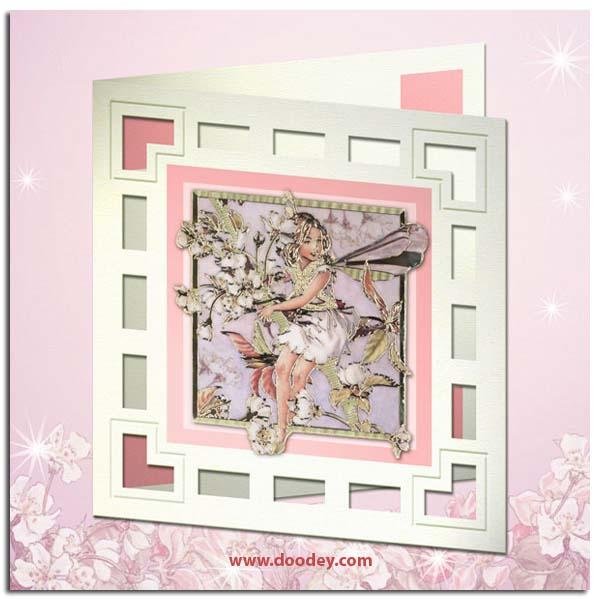 flower fairy cherry blossom