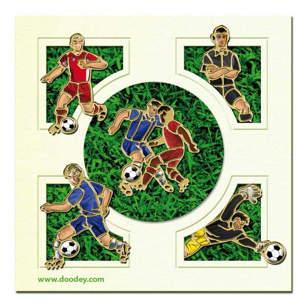 card soccer game