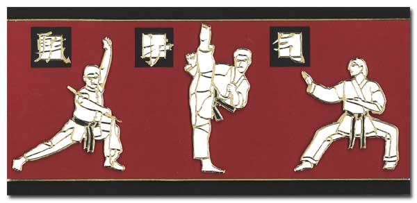 card martial arts