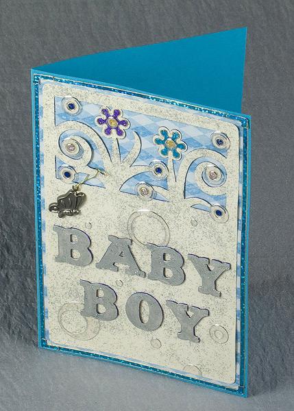 card baby boy