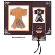 schuifkaart chinese kimono