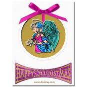 kerst match-it engel
