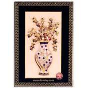 kaart chinese bloessem vaas