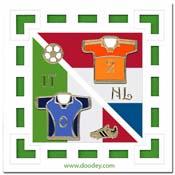 voetbal kaart nederland itali? 2-0