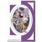Flower Fairies kaart