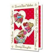 Valentijns kaart 3D Envelop