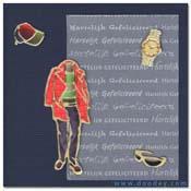 jongenskaart fashion