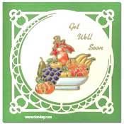 beterschapskaart met fruitmand
