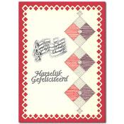 borduurkaart hartelijk gefeliciteerd