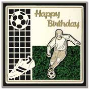 voetbalkaart happy birthday