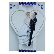 lomiac kaart met getrouwd stel