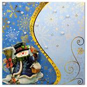 dress up kaart kerst