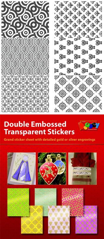 GS656773 Scrapbook stickers baggrund