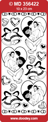 MD356422 Marriage Heart