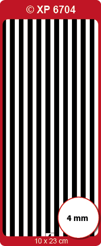XP6704 Stripes 4 mm