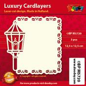 BPM5720 Luxe oplegkaart 12,5 x 12,5 cm