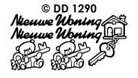 DD1290 Verhuisd/ Nieuwe Woning