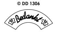 DD1306 Bedankt (Draaikaart)