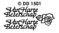DD1501 Van Harte Beterschap