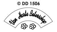 DD1506 Van Harte Beterschap (Draaikaart)