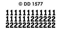 DD1577 Cijfers 123