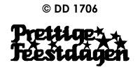 DD1706 Prettige Feestdagen