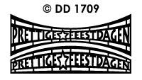 DD1709 Prettige Feestdagen (Bol/ Hol)