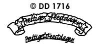 DD1716 Prettige Feestdagen (Banner)