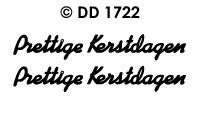 DD1722 Prettige Feestdagen (Klein)