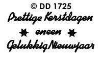 DD1725 Combi 1722 & 1723