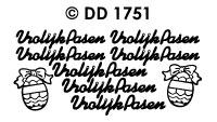 DD1751 Vrolijk Pasen