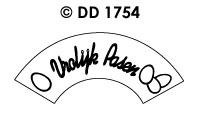 DD1754 Vrolijk Pasen (Twister card)