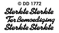 DD1772 Sterkte/ Ter Bemoediging