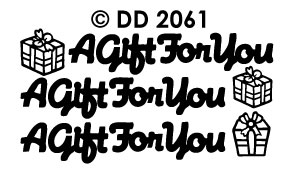 DD2061 A Gift for You (L)