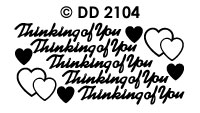DD2104 Thinking of You