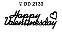 DD2133 Happy Valentinesday