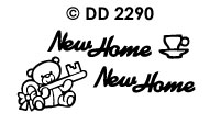 DD2290 New Home/ We have Moved
