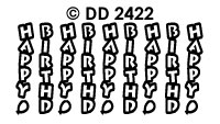 DD2422