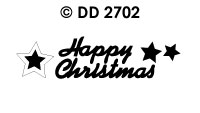 DD2702 Happy Christmas
