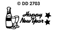 DD2703 Happy New Year