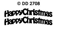 DD2708 Happy Christmas (L)