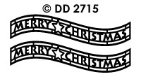 DD2715 Merry Christmas (Wave)