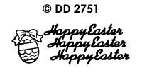 DD2751 Happy Easter